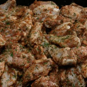 Chicken Bocconcini